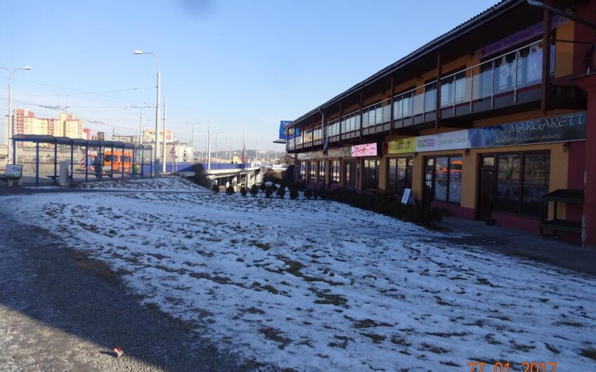 Obchodní prostory Moravská Ostrava